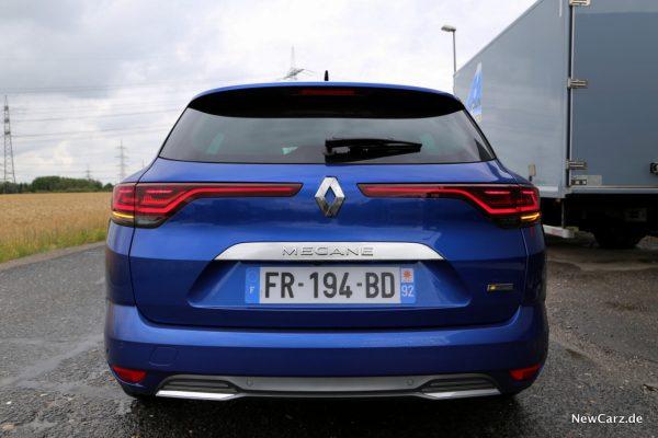Renault Megane Grandtour E-Tech Plug-in 160 Heck