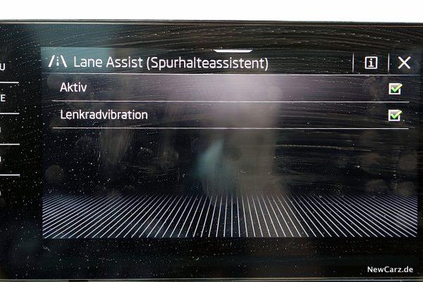 Lane Assist