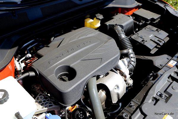 Motorraum T-GDI