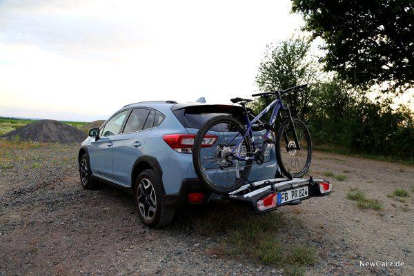 Fahrradträger Subaru