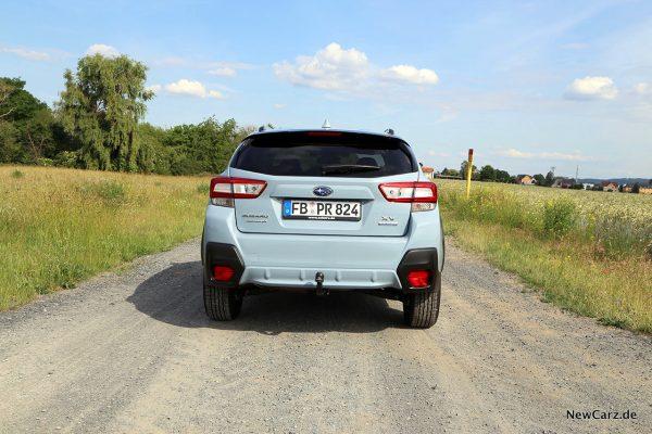 Subaru XV e-Boxer Heck