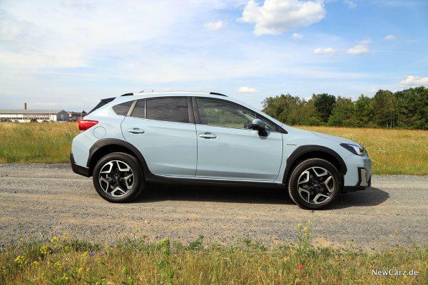Subaru XV e-Boxer Seite