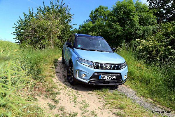 Suzuki Vitara Hybrid Offroad