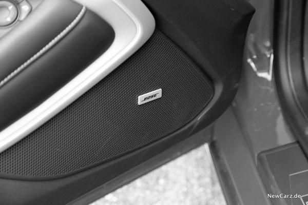 Chevrolet Camaro V8 Bose Soundsystem
