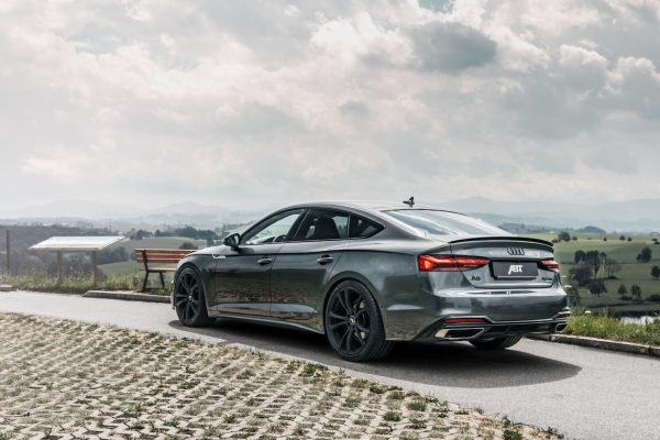 Audi A5 Facelift ABT
