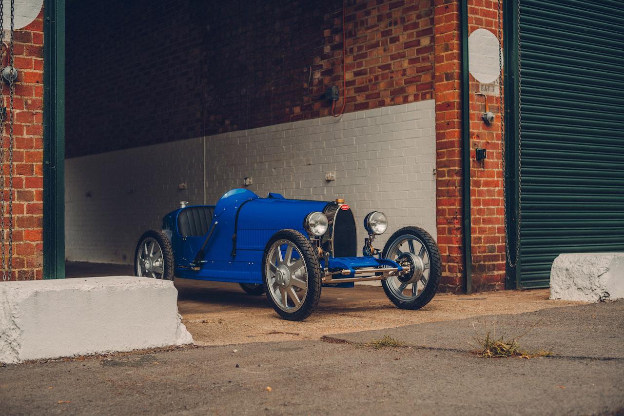 Bugatti Baby Reborn