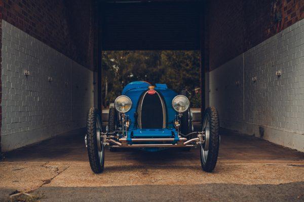 Bugatti Baby Reborn Front