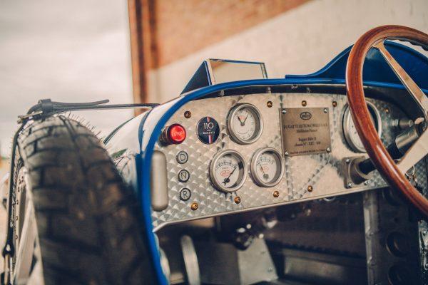 Bugatti Baby Reborn Interieur