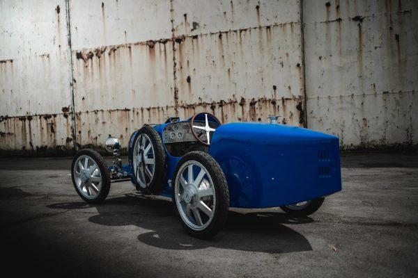 Bugatti Baby Reborn Heck