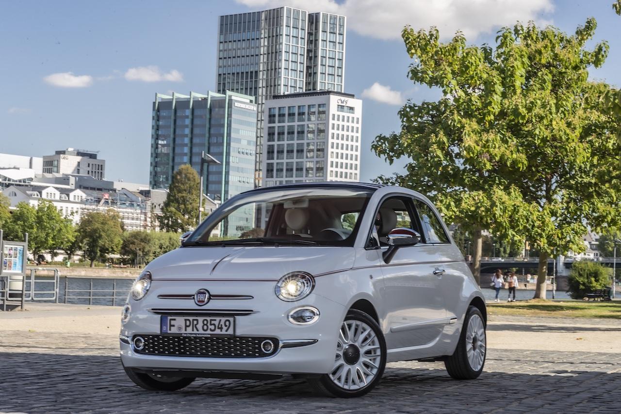 Fiat 500 Dolcevita Hybrid