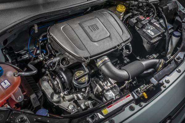 Fiat Mildhybridantrieb