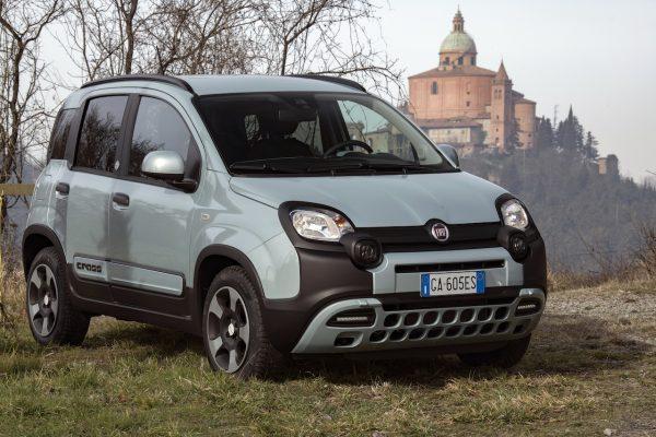 Fiat Panda Hybrid Cross