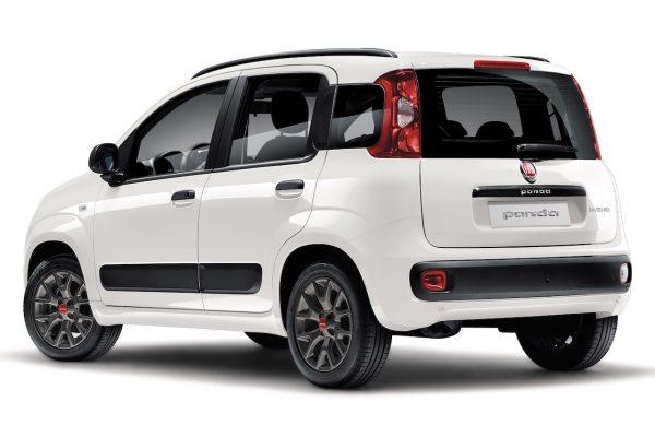Fiat Panda Hybrid Urban