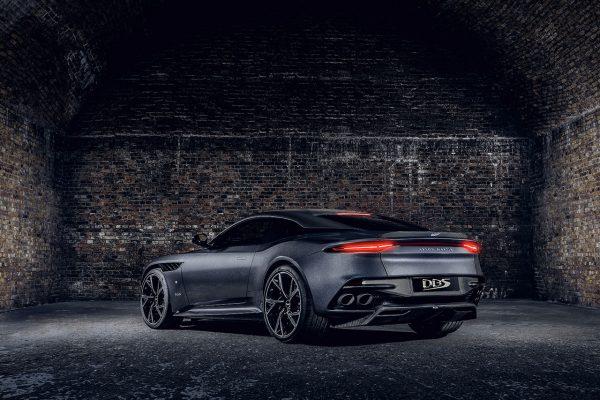 Aston Martin 007 Edition DBS Superleggera
