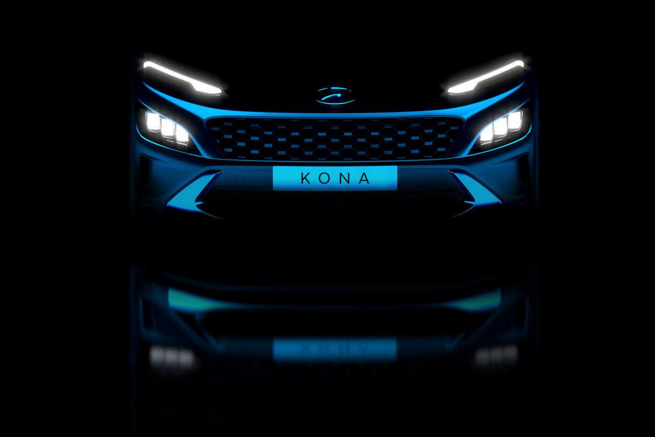 Hyundai Kona N Line Front
