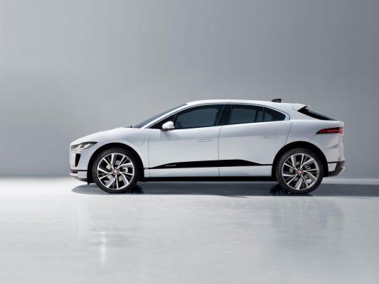 jaguar ipace  modellpflege für das esuv  newcarzde