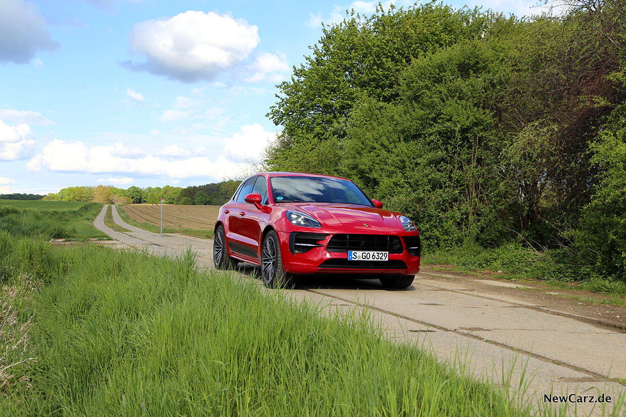Porsche Macan GTS