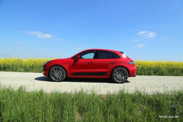 Porsche Macan GTS Seite