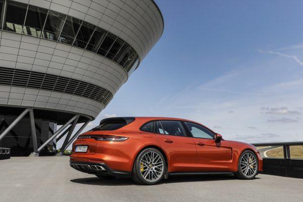 Porsche Panamera 2021 Turbo S
