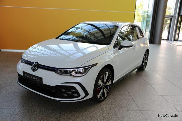 VW Golf GTE 2021