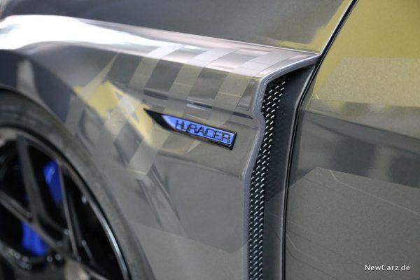 Kotflügel VW Golf GTE HyRacer