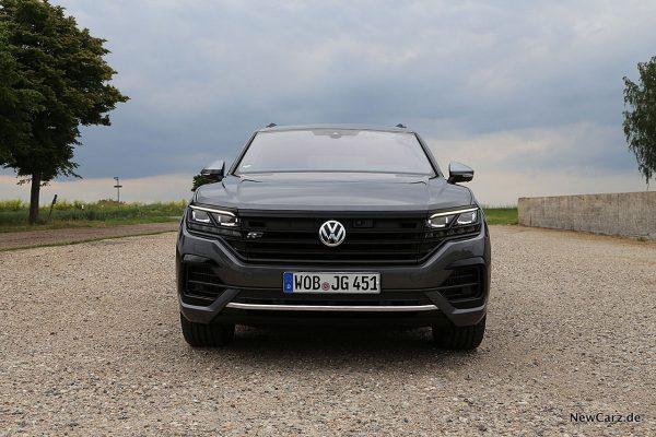 Volkswagen Touareg V8 TDI Front