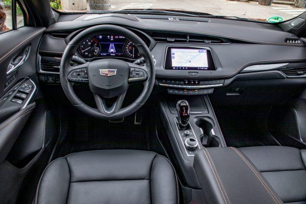 Interieur Cadillac