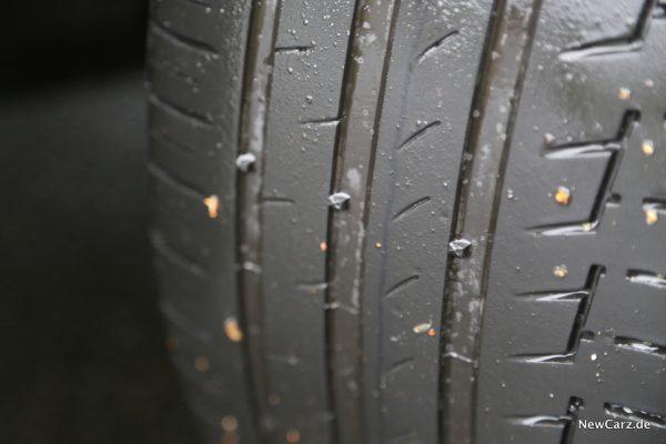 Continental Reifen Markierung 3 Millimeter
