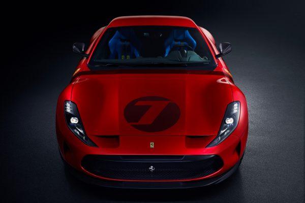 Ferrari Omologata Front