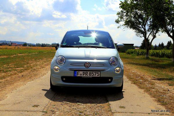 Fiat 500 Hybrid Tagfahrlicht