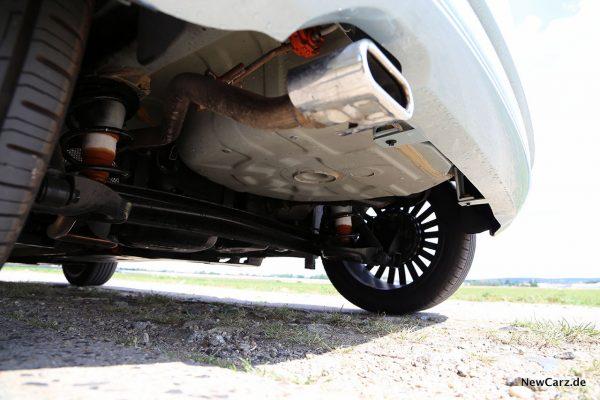 Endrohr Fiat
