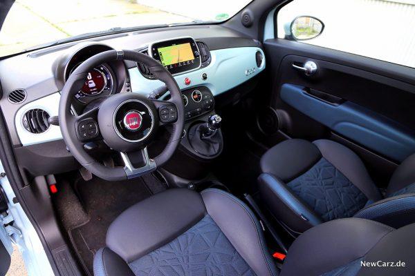 Interieur Fiat