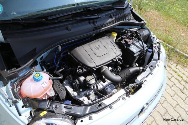 Motorraum 1.0 GSe