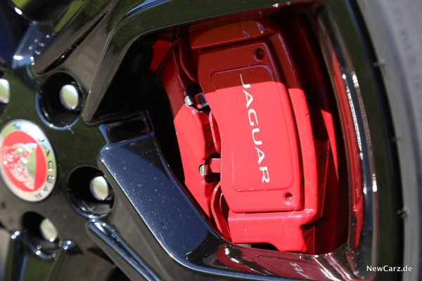 Bremsanlage Jaguar