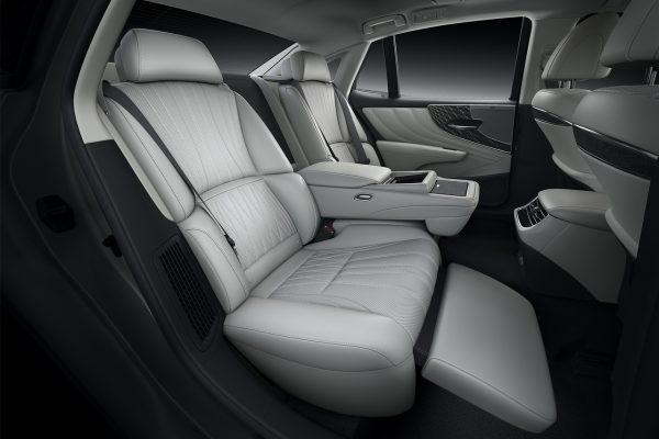 Fondbereich Lexus LS