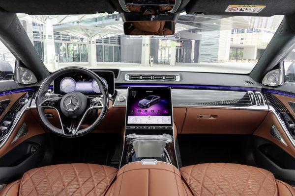 Interieur Limousine Oberklasse