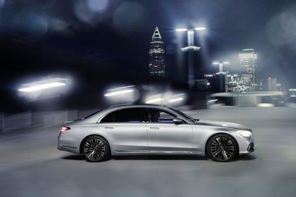 Mercedes-Benz S-Klasse 2020 Seite