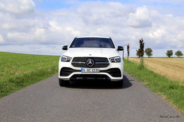 Mercedes-Benz GLE Coupé Front