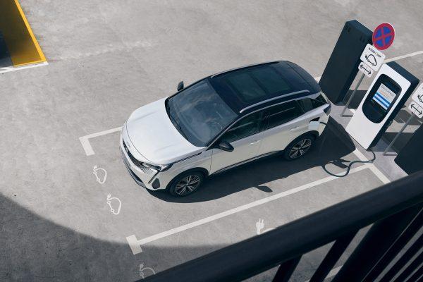 Peugeot 3008 Facelift Hybrid