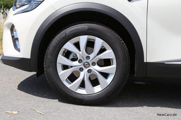 Vorderrad Kompakt-SUV