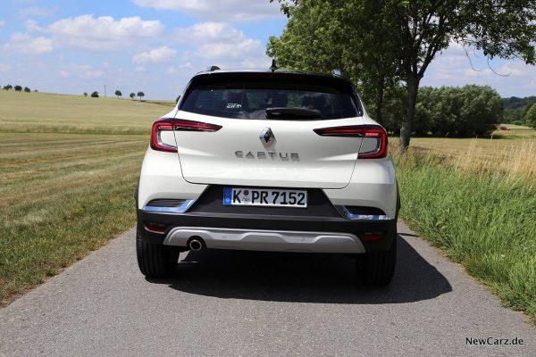 Renault Captur II Heck