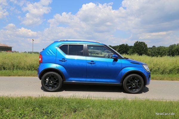Suzuki Ignis Facelift Seite