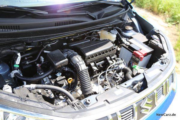Motorraum Ignis