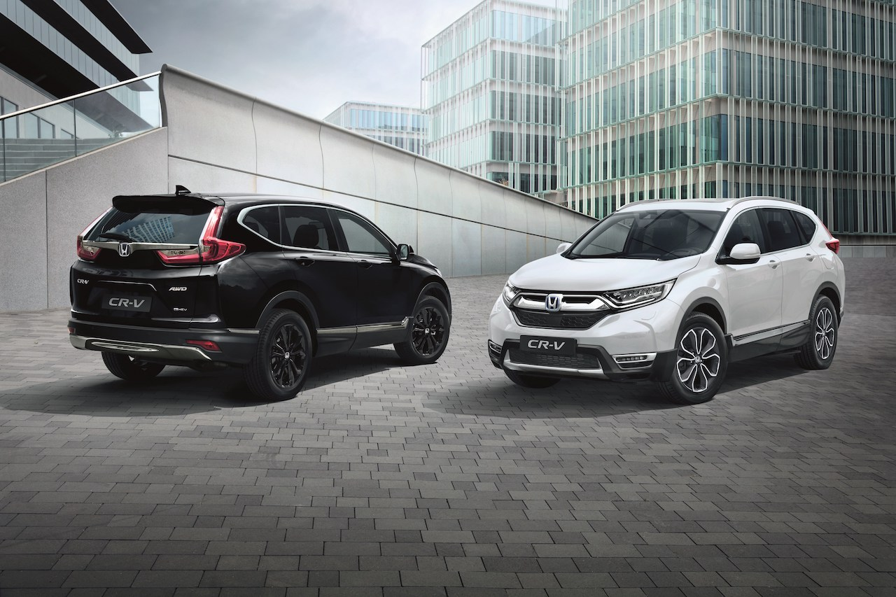 Honda CR-V eHEV Sport Line