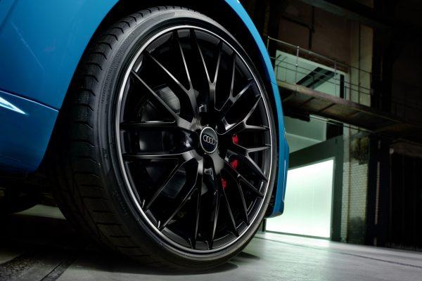 Audi TT s line competition plus Vorderrad