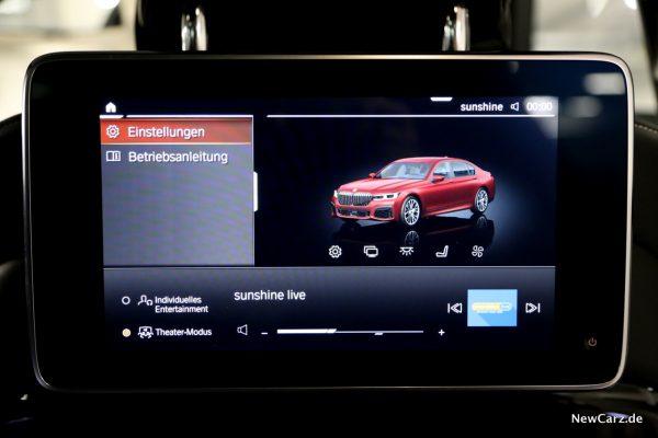 Darstellung BMW in Farbe