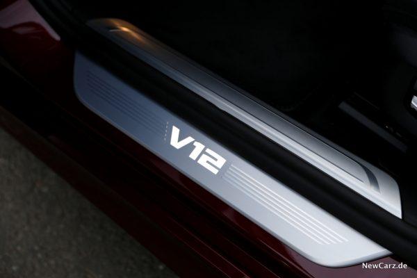 V12 Einstiegsleisten