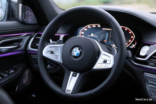 BMW M Lenkrad