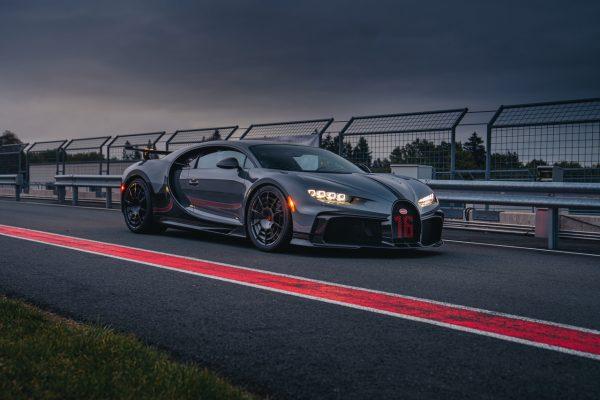 Bugatti Chiron Pur Sport auf Bilster Berg