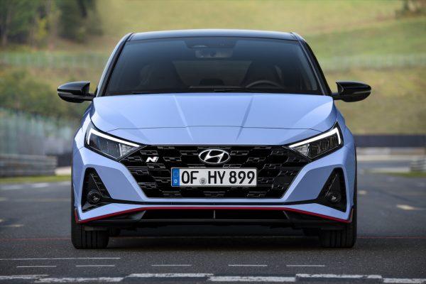 Hyundai i20 N Front